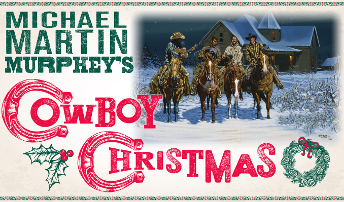 Michael Martin Murphey - Christmas Show tickets at Texas Trust CU Theatre in Grand Prairie