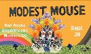 Modest Mouse with special guests Future Islands tickets at Red Rocks Amphitheatre in Morrison