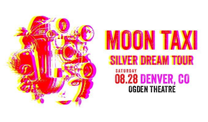 Moon Taxi tickets at Ogden Theatre in Denver