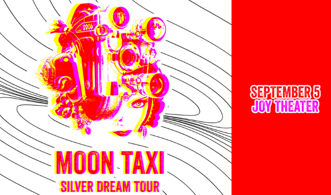 Moon Taxi tickets at Joy Theater in New Orleans