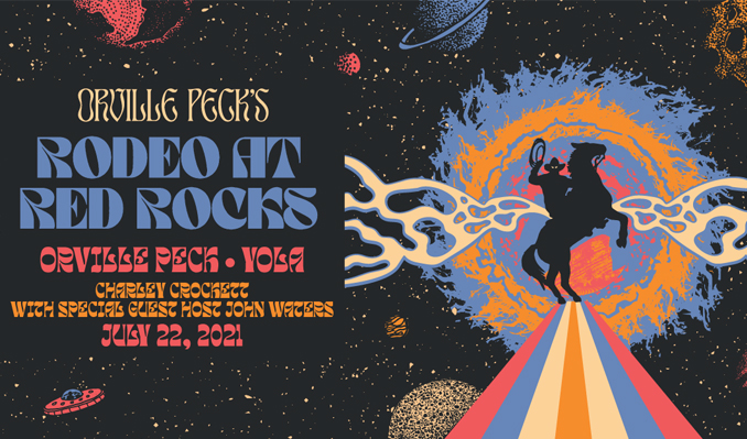 Orville Peck & Yola tickets at Red Rocks Amphitheatre in Morrison