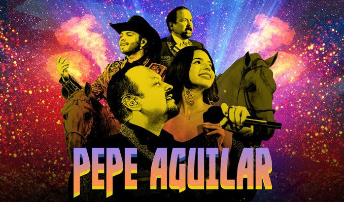 Pepe Aguilar Presenta Jaripeo Sin Fronteras tickets at STAPLES Center in Los Angeles