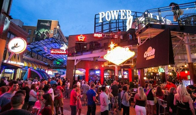 Halloween Rally: Glow Addition tickets at Power Plant Live!, Baltimore