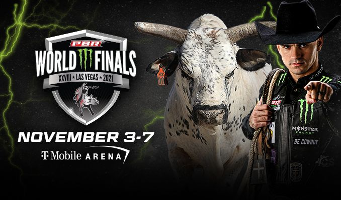 Professional Bull Riders World Finals  tickets at T-Mobile Arena in Las Vegas