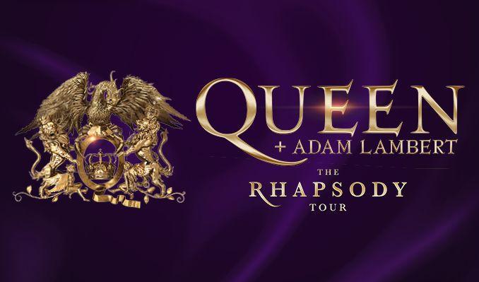 Queen & Adam Lambert tickets at Avicii Arena, Stockholm