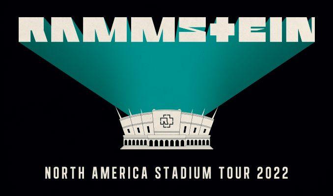Rammstein tickets at Soldier Field in Chicago