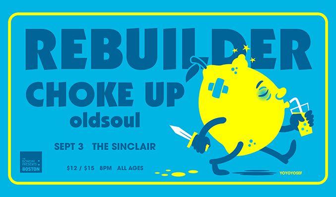 Rebuilder  tickets at The Sinclair in Cambridge
