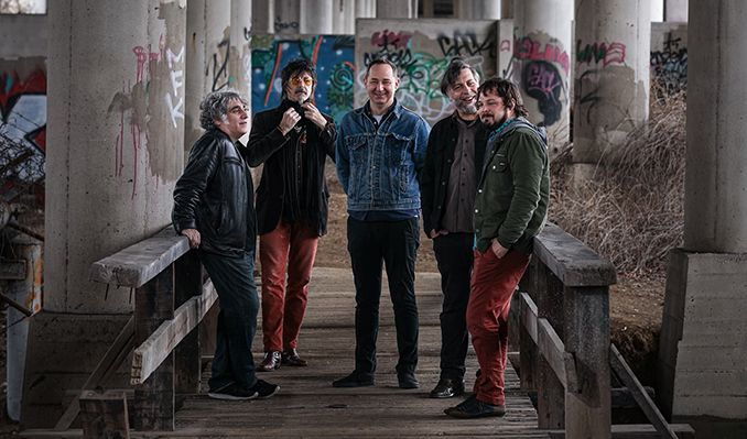 Reigning Sound tickets at The Sinclair in Cambridge