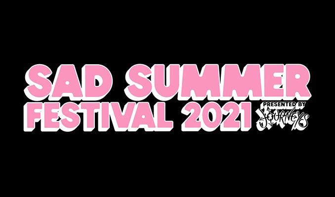 Sad Summer Festival tickets at Stage AE in Pittsburgh