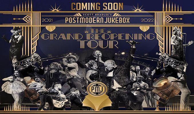Scott Bradlee's Postmodern Jukebox tickets at Ruth Eckerd Hall in Clearwater