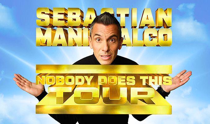 Sebastian Maniscalco tickets at Santa Barbara Bowl in Santa Barbara