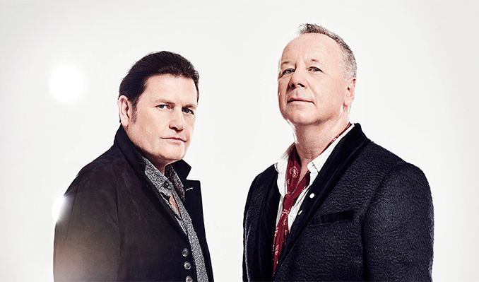 Simple Minds - RESCHEDULED tickets at The SSE Arena, Wembley in London