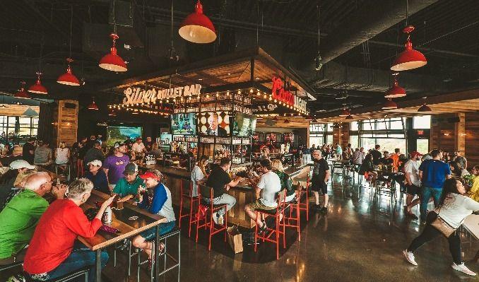 Pudge Pizza - Pudge Bobble Head tickets at Sports & Social Arlington, Arlington