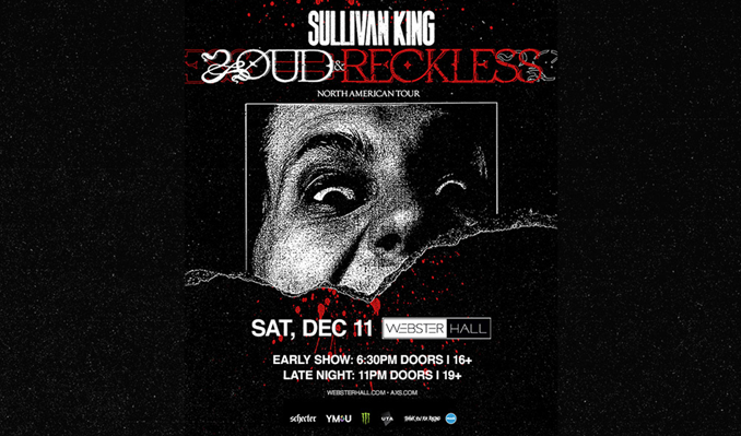 Sullivan King tickets at Webster Hall in New York