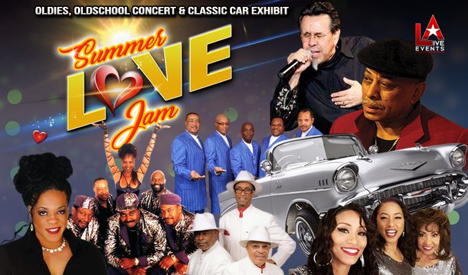 Summer Love Jam Concert & Car Exhibit tickets at Dignity Health Sports Park in Carson