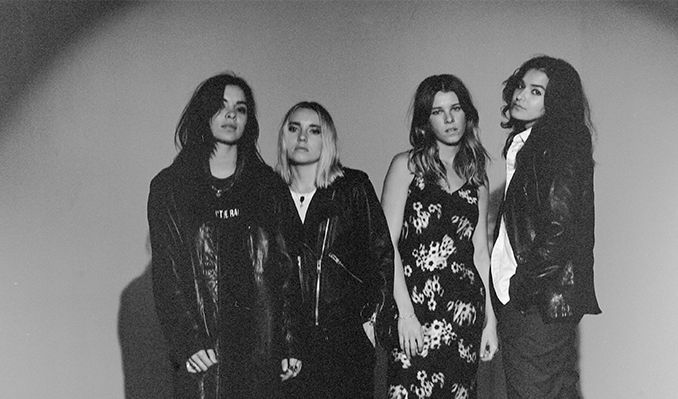 The Aces tickets at Fonda Theatre in Los Angeles
