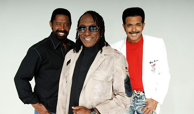 The Commodores tickets at Golden Nugget Lake Charles in Lake Charles