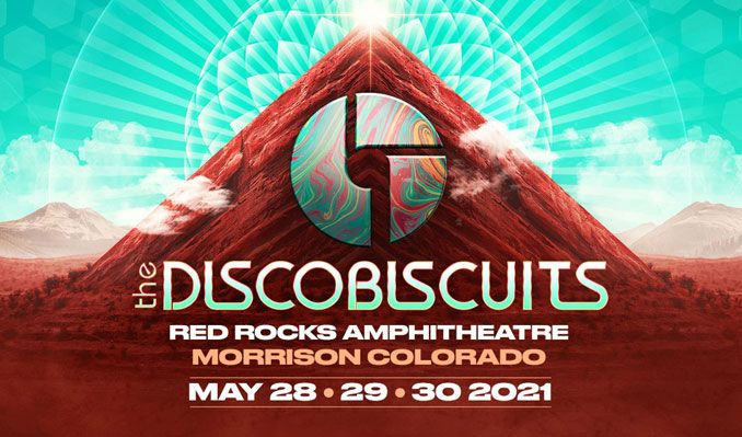 The Disco Biscuits 5/28 tickets at Red Rocks Amphitheatre in Morrison