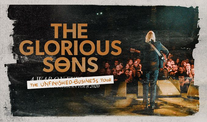 The Glorious Sons tickets at Bell MTS Place in Winnipeg