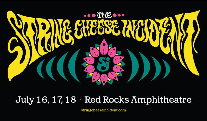 The String Cheese Incident 7/16 tickets at Red Rocks Amphitheatre in Morrison