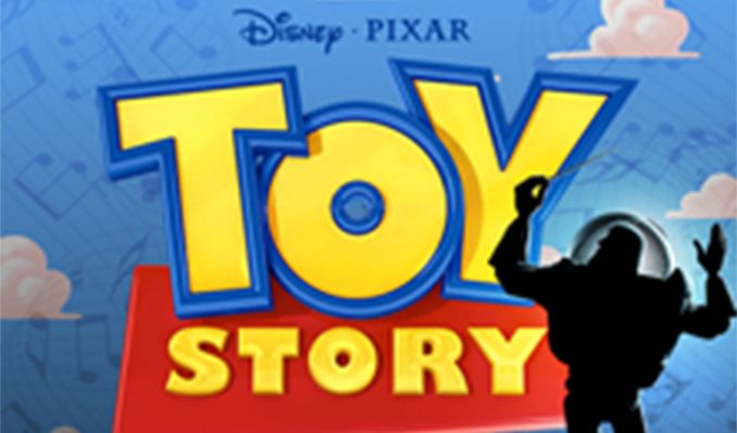 Toy Story In Concert tickets at Eventim Apollo in London