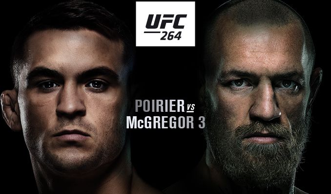 UFC 264 tickets at T-Mobile Arena in Las Vegas