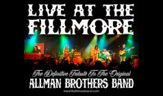 Live At The Fillmore: The Definitive Tribute to the Original Allman Brothers Band