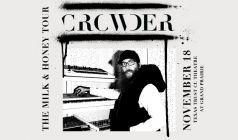 Crowder Special Guest Sean Curran