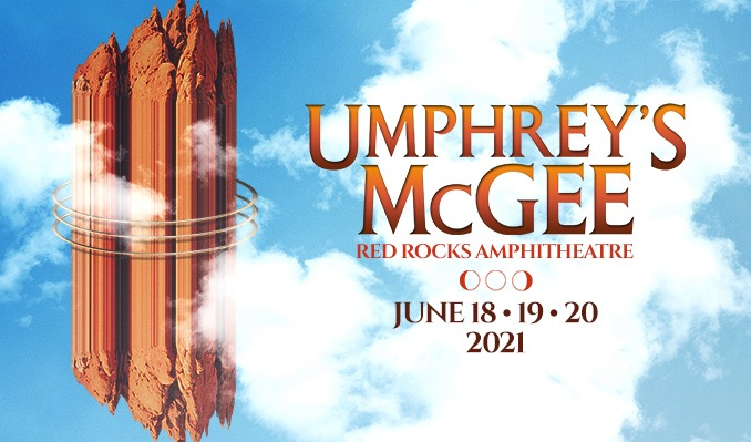 Umphrey's McGee 6/20 tickets at Red Rocks Amphitheatre in Morrison