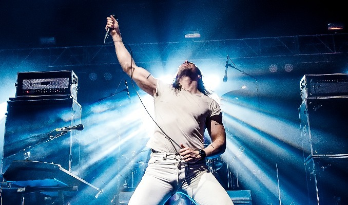 Andrew W.K. tickets at Amsterdam Bar & Hall in St. Paul