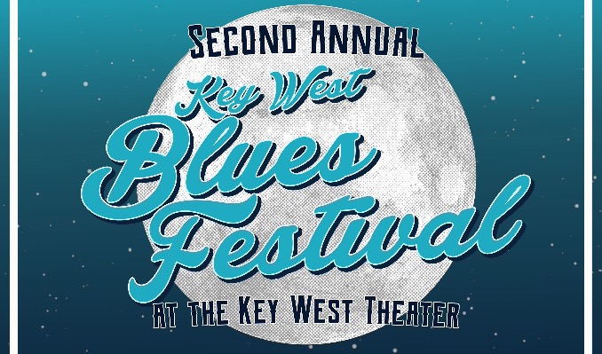 2nd Annual Key West Blues Festival tickets at Key West Theater in Key West