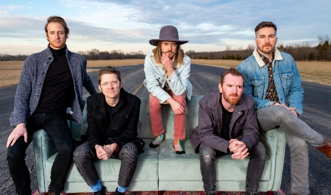 Moon Taxi tickets at The Truman in Kansas City