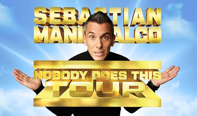 Sebastian Maniscalco tickets at The Riverside Theater in Milwaukee
