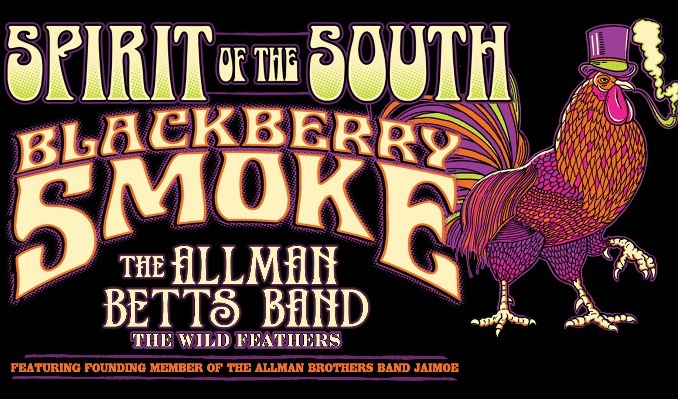 Blackberry Smoke tickets at Red Rocks Amphitheatre in Morrison