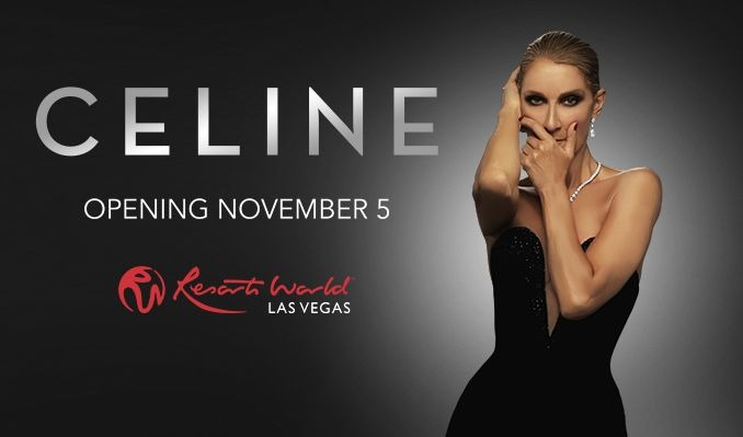 Celine Dion tickets at The Theatre at Resorts World Las Vegas in Las Vegas