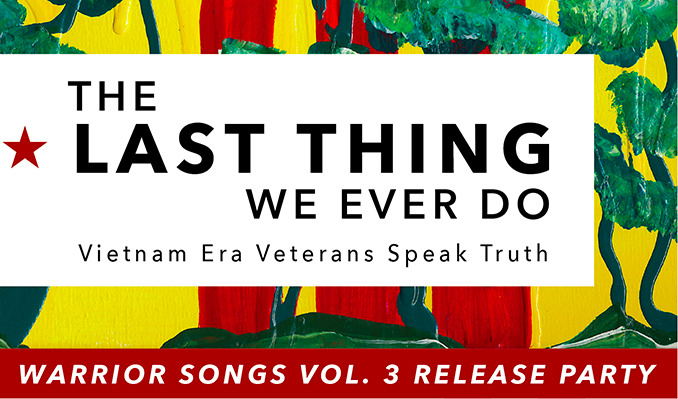 Warrior Songs: The Last Thing We Ever Do Release Party tickets at Turner Hall Ballroom in Milwaukee