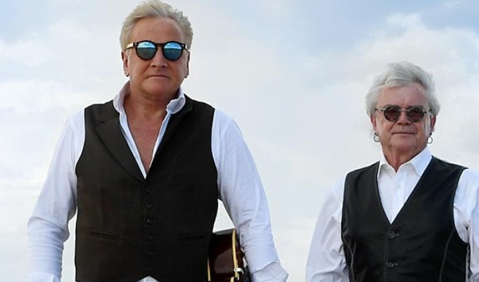 Air Supply tickets at The HALL at Live! in Hanover