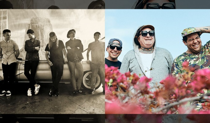 Dirty Heads & Sublime with Rome tickets at PromoWest Pavilion at OVATION in Newport