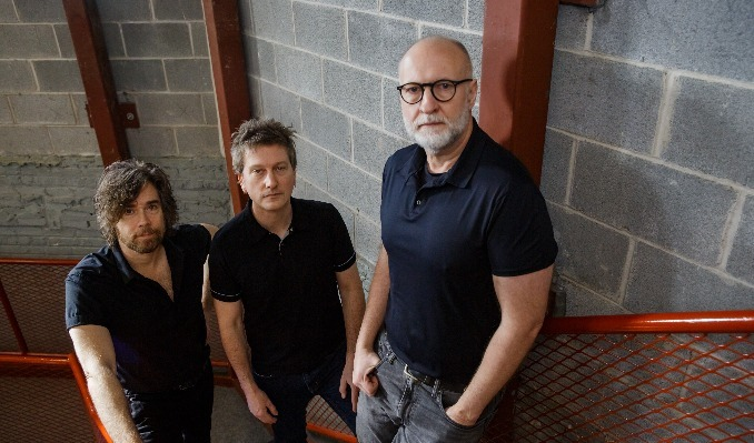 Bob Mould Band: Distortion and Blue Hearts! tickets at The Vic Theatre in Chicago