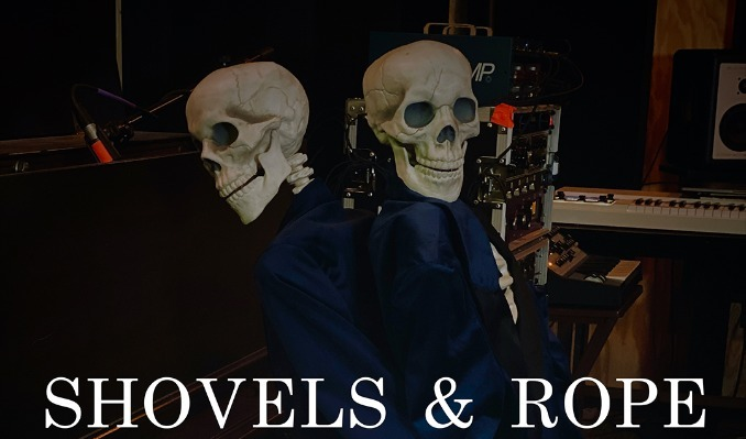 """Shovels & Rope - """"The Bare Bones Tour"""" tickets at Fox Theatre in Boulder"""