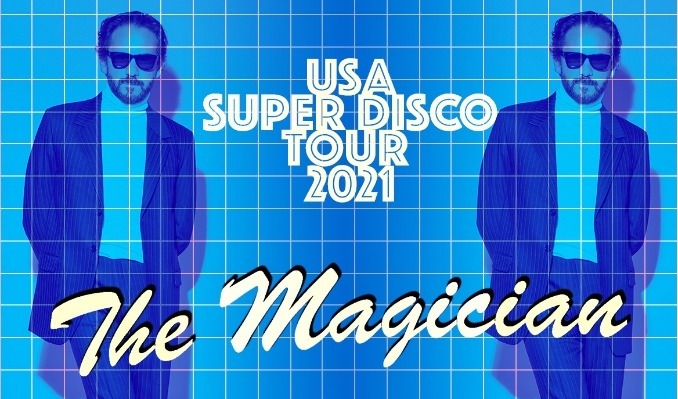 The Magician tickets at PRYSM Nightclub in Chicago