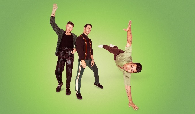 Jonas Brothers tickets at Red Rocks Amphitheatre in Morrison