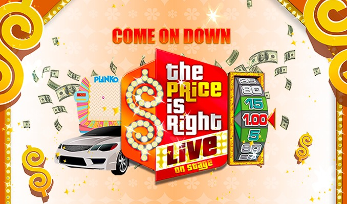 The Price is Right Live tickets at Keswick Theatre in Glenside