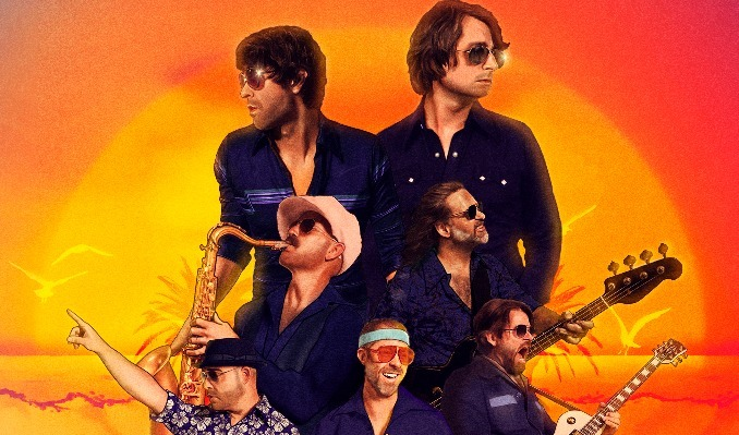 Yacht Rock Revue tickets at Georgia Theatre in Athens
