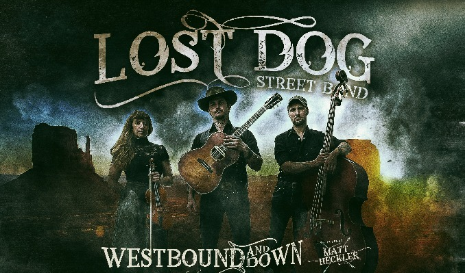 Lost Dog Street Band tickets at Neumos in Seattle