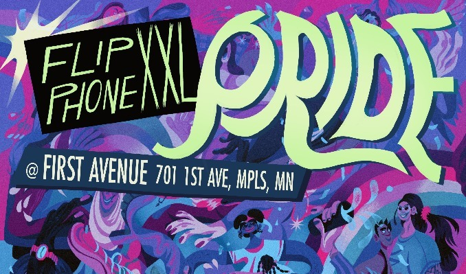 Flip Phone XXL: Pride with Gottmik tickets at First Avenue in Minneapolis
