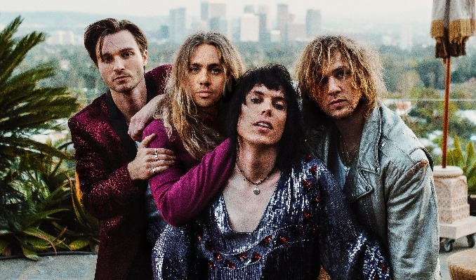 The Struts tickets at PromoWest Pavilion at OVATION in Newport