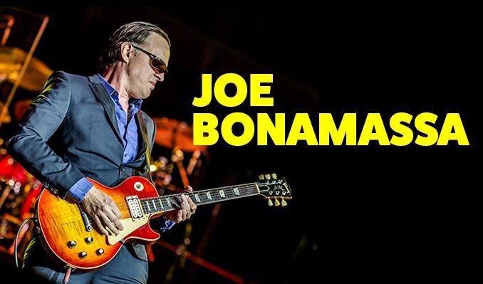 Joe Bonamassa tickets at Texas Trust CU Theatre in Grand Prairie