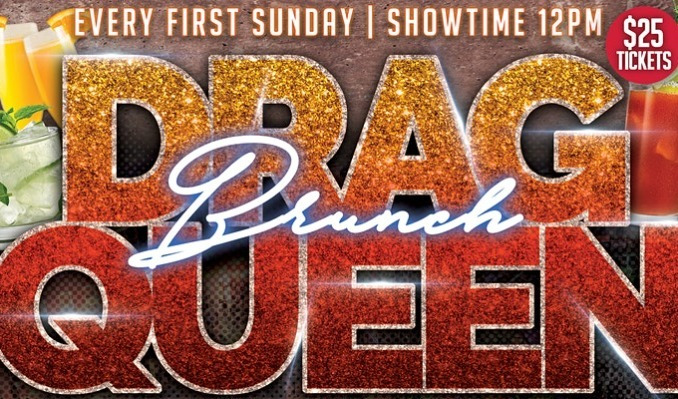 Drag Queen Brunch tickets at Power Plant Live! in Baltimore