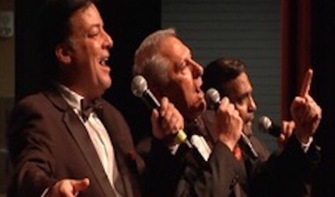 Rat Pack Together Again tickets at Key West Theater in Key West